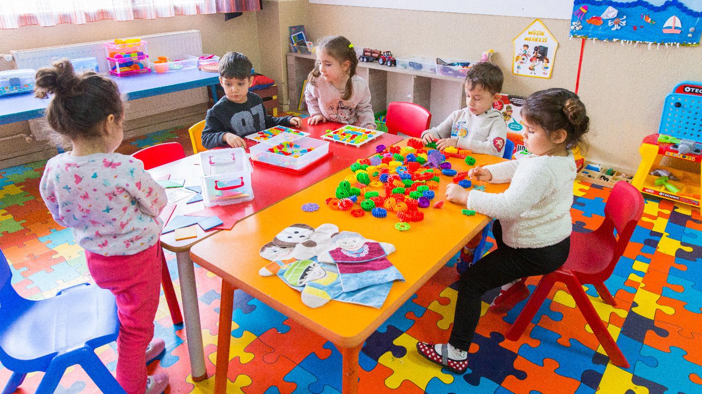 Montessori Eğitim Modeli