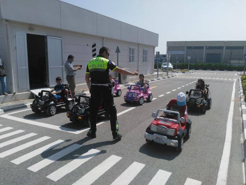 Trafik Dedektifleri Projesi